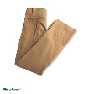 BetaBrand brown yoga style dress pant size cusp